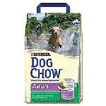 Purina Dog Chow Adult Lamb & Rice 14kg + GRATIS do wyboru