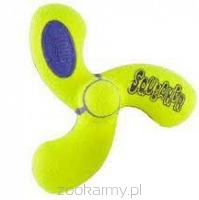 KONG Air Squeaker Spinner M