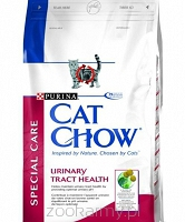 Purina Cat Chow Special Care Urinary Tract Health 2x15kg + prezent