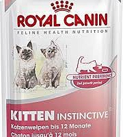 ROYAL CANIN Kitten Instinctive saszetka 85g