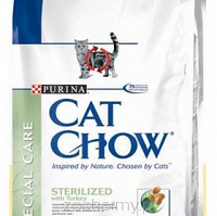 Purina Cat Chow Special Care Sterilized 1.5kg