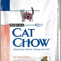 Purina Cat Chow Special Care Sensitive 400g