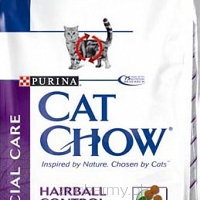 Purina Cat Chow Special Care Hairball Control 400g
