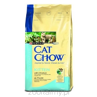 Purina Cat Chow Kitten 15kg +  prezent
